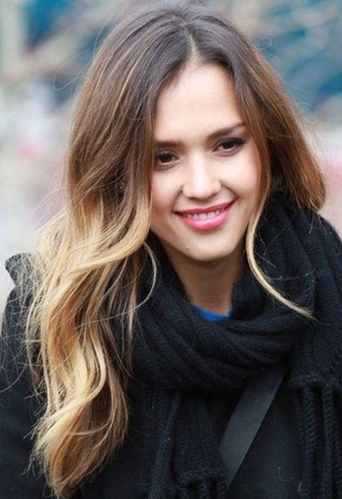 Top 21 Jessica Alba Hairstyles – Pretty Designs Regarding Jessica Alba Long Hairstyles (View 3 of 25)