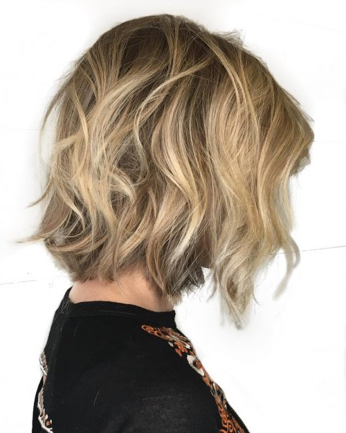 Top 22 Choppy Hairstyles You'll See In 2019 Inside Choppy Long Haircuts (View 15 of 25)