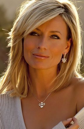 Top 25 Coolest Hairstyles For Women Over 40 | Womens Hairstyles Regarding Long Haircuts For Women Over (View 6 of 25)