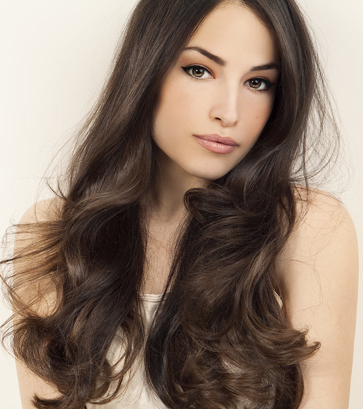 Top 30 Chocolate Brown Hair Color Ideas & Styles For 2019 Regarding Long Layered Light Chocolate Brown Haircuts (View 20 of 25)