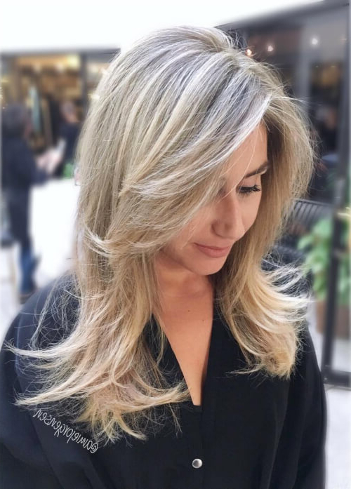 Top 30 Long Blonde Hair Ideas Of 2019 With Regard To Blonde Long Hairstyles (View 4 of 25)