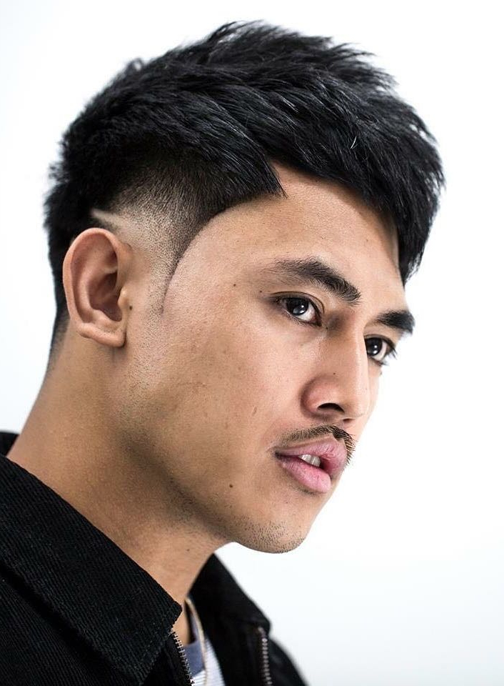 Top 30 Trendy Asian Men Hairstyles 2019 Intended For Chinese Long Hairstyles (View 23 of 25)