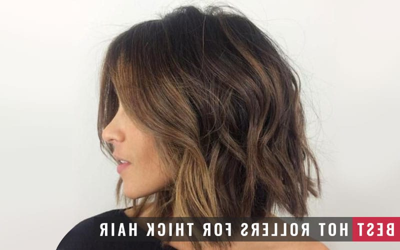 Top 4 Best Hot Rollers For Thick Hair (Black Natural Or Afro) With Regard To Curlers For Long Thick Hair (View 6 of 25)