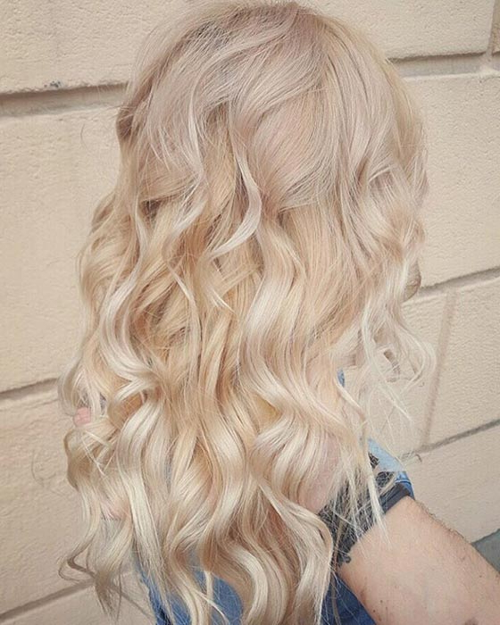 Top 40 Blonde Hair Color Ideas Intended For Long Blonde Hair Colors (View 15 of 25)