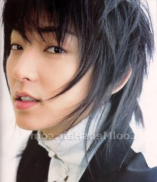 Top 40+ Korean & Japanese Hairstyles For Asian Cool Men – Cool Men's With Regard To Japanese Long Hairstyles (View 10 of 25)