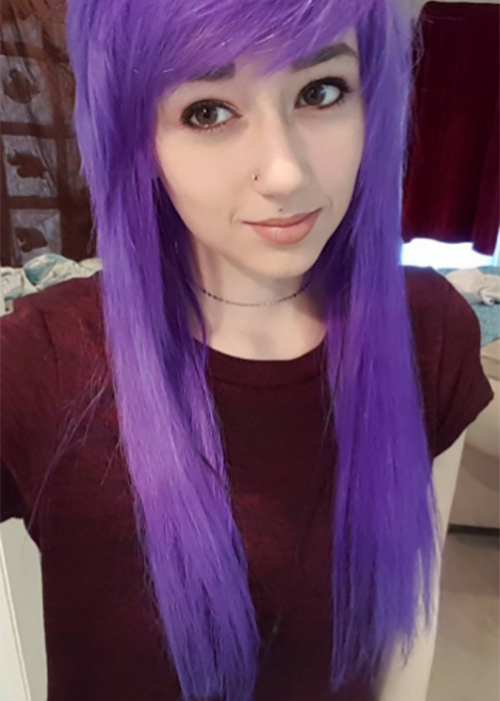 Top 50 Emo Hairstyles For Girls With Emo Long Hairstyles (View 24 of 25)