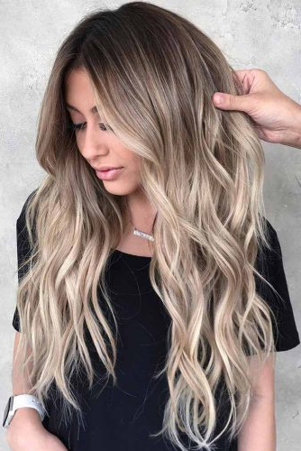 Top 54 Dirty Blonde Hair Styles | Lovehairstyles With Regard To Brown Blonde Hair With Long Layers Hairstyles (View 20 of 25)