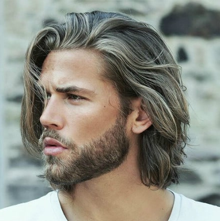 Top 7 Low Maintenance Haircuts For Men Regarding Low Maintenance Long Hairstyles (View 22 of 25)
