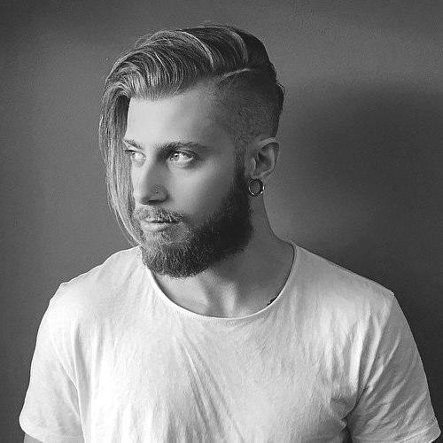 Top 70 Best Long Hairstyles For Men – Princely Long 'dos Regarding Long Hairstyles Dos (View 4 of 25)