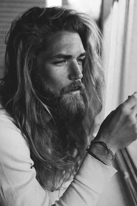 Top 70 Best Long Hairstyles For Men Princely Long 'dos With Regard Pertaining To Long Hairstyles Dos (View 15 of 25)