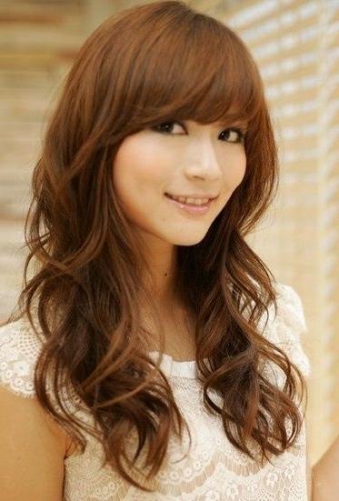 Top 9 Beautiful Asian Long Hairstyles | Styles At Life Throughout Asian Long Hairstyles (View 3 of 25)