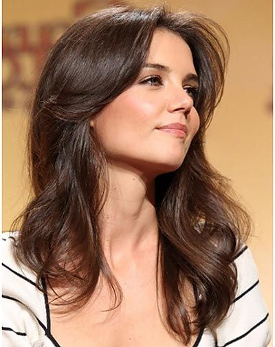 Top 9 Katie Holmes Hairstyles | Styles At Life In Katie Holmes Long Hairstyles (View 18 of 25)