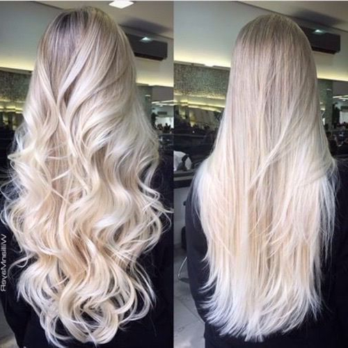 Top Three Long Haircuts And Hairstyles For 2018 – Elite Beauty Society For Long Hairstyles U Shaped (View 23 of 25)