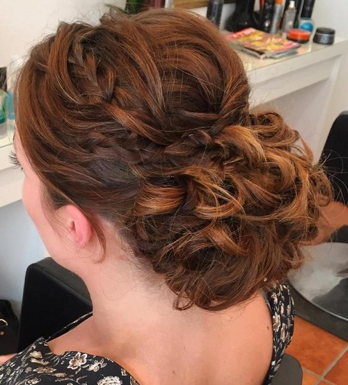 Trubridal Wedding Blog   Prom Updos Archives – Trubridal Wedding Blog Throughout Rosette Curls Prom Hairstyles (View 14 of 25)