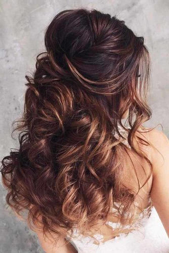 Try 42 Half Up Half Down Prom Hairstyles | Lovehairstyles Pertaining To Long Hairstyles Down For Prom (View 17 of 25)
