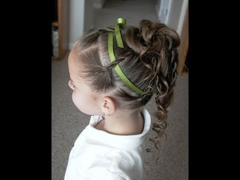 Twist Braid Updo Part 2 – Wedding/ Prom – Youtube With Twisting Braided Prom Updos (View 7 of 25)