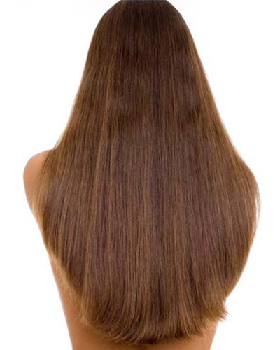 U Shaped Back – Ideas For Curly, Wavy And Straight Hair Regarding Long Hairstyles U Shaped (View 5 of 25)