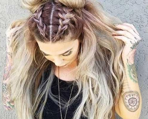 Unique Braided Long Hairstyles For Women – Best Hairstyle Inside Long Hairstyles Unique (View 21 of 25)