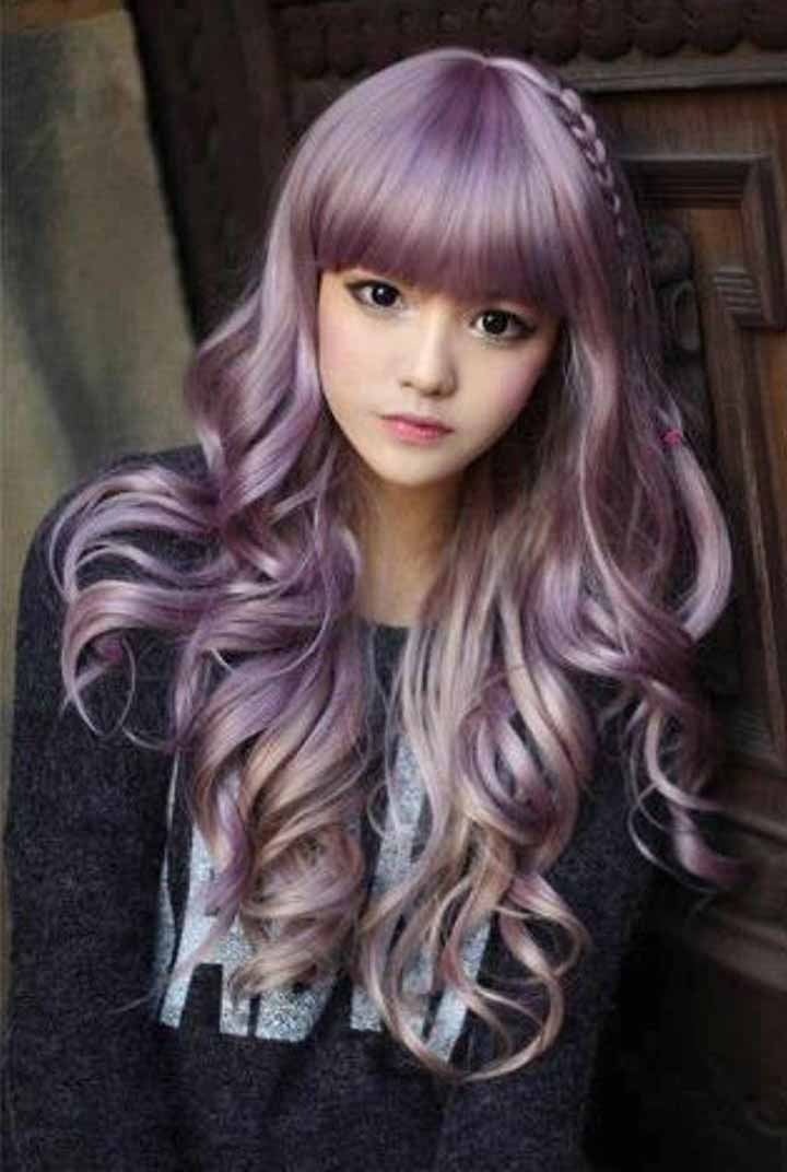 Unique Cute Long Hairstyles For Young Women – Frank Di Lusso Frank In Long Hairstyles Unique (View 5 of 25)