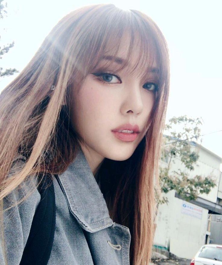 Unique Girl Short Hairstyle Korean Girl 2015 Korean Girl M… | Flickr With Regard To Korean Girl Long Hairstyles (View 25 of 25)