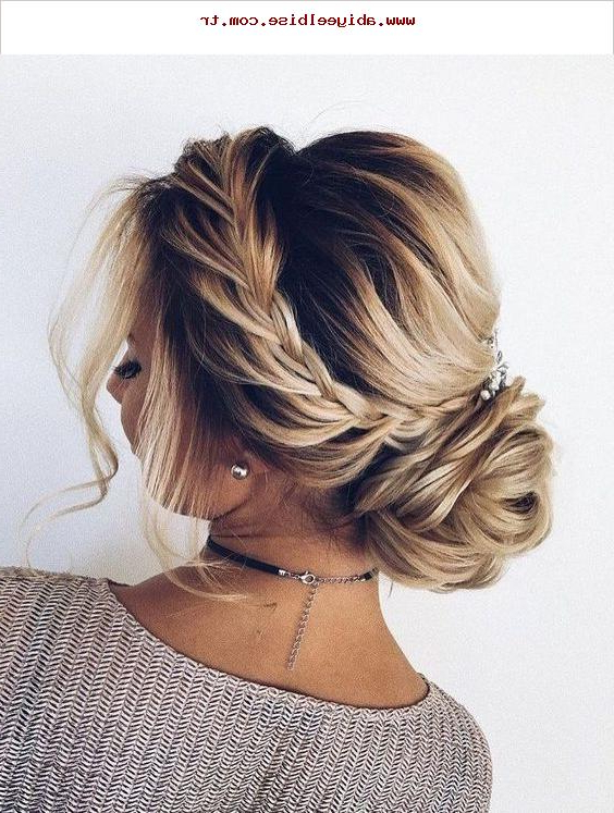 Updo #weddingupdo #curlyupdo Fancy Hair Updos Casual Hair Up Styles In Long Hairstyles Pulled Up (View 13 of 25)