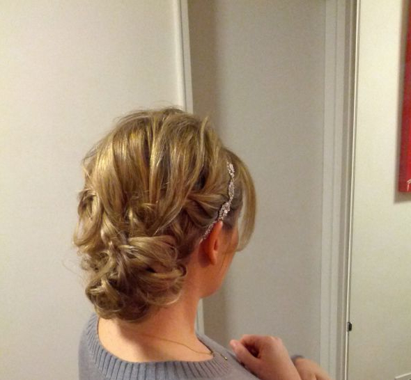 Updos For Thin Hair? In Wedding Updos For Long Thin Hair (View 8 of 25)