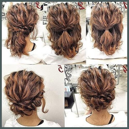 Updos Hairstyles Archives – Akikofujita Regarding Medium Long Updos Hairstyles (View 7 of 25)