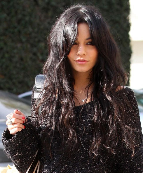Vanessa Hudgens – Page 3 Throughout Vanessa Hudgens Long Hairstyles (View 25 of 25)