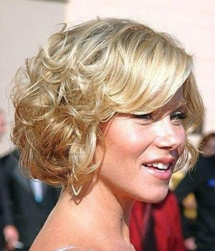 Various Prom Hairstyles For Short Hair | Prom Hairstyles For Short Hairs With Regard To Bobbing Along Prom Hairstyles (View 10 of 25)
