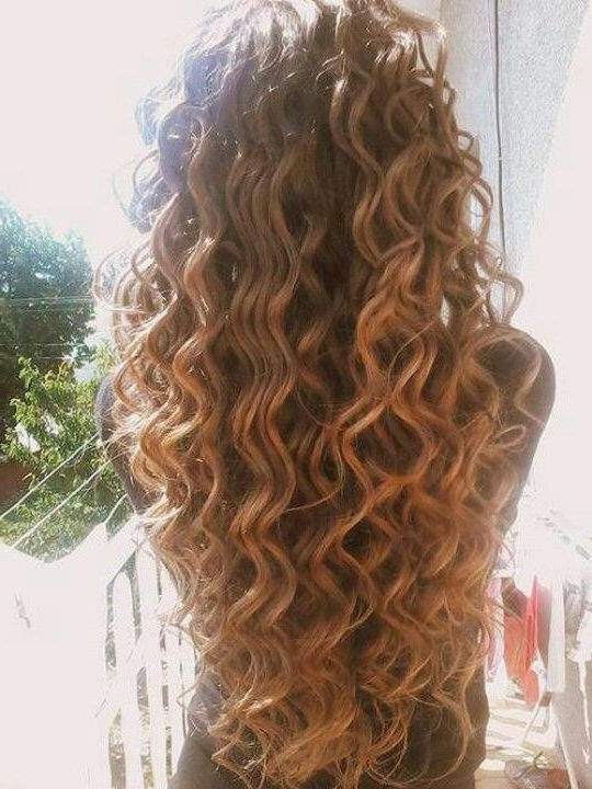 Very Long Hair Owners Certainly Know Very Well, What Is Like, When Pertaining To Long Hairstyles Permed Hair (View 5 of 25)