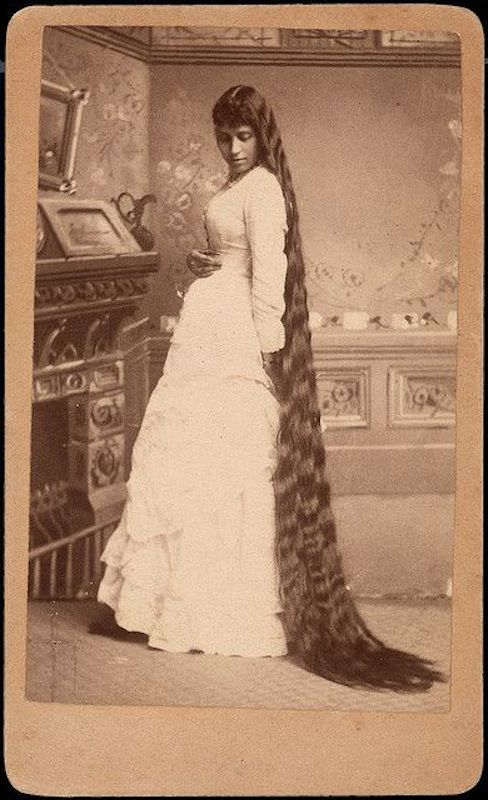 Victorian Hairstyles: A Short History, In Photos – Whizzpast For Long Victorian Hairstyles (View 2 of 25)