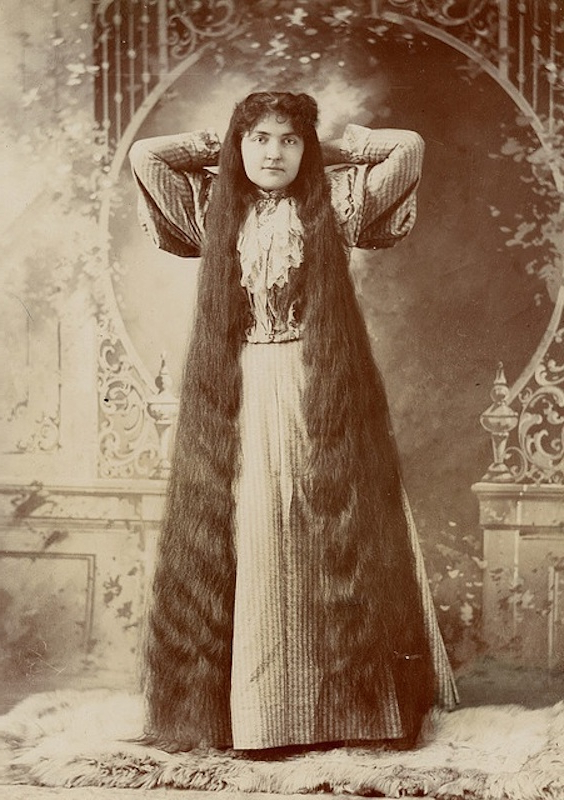 Victorian Hairstyles: A Short History, In Photos – Whizzpast With Long Victorian Hairstyles (View 4 of 25)