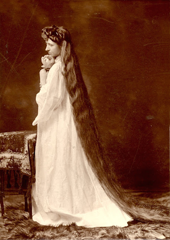 Victorian Hairstyles: A Short History, In Photos – Whizzpast Within Long Victorian Hairstyles (View 6 of 25)