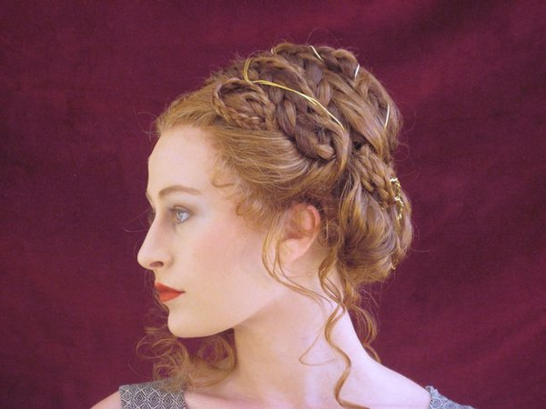 Victorian Inspired Hairstyle – Inside Long Victorian Hairstyles (View 18 of 25)