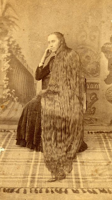 Victorian Rapunzel 7 | Freak Show | Long Hair Styles, Vintage Intended For Long Victorian Hairstyles (View 12 of 25)