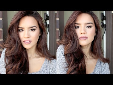 Victorias Secret Hair Tutorial (With Velcro Rollers) – Youtube Intended For Curlers For Long Thick Hair (View 7 of 25)
