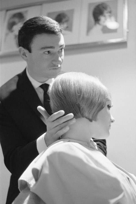 Vidal Sassoon's Most Famous Haircuts – Grace Coddington, Peggy Inside Vidal Sassoon Long Hairstyles (View 6 of 25)