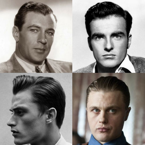 Vintage 1920S Hairstyles For Men | Men's Hairstyles + Haircuts 2019 Inside 20S Long Hairstyles (View 21 of 25)