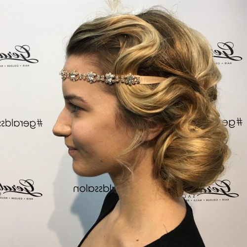 Vintage Glam: 18 Roaring 20S Hairstyles In Flapper Girl Long Hairstyles (View 25 of 25)