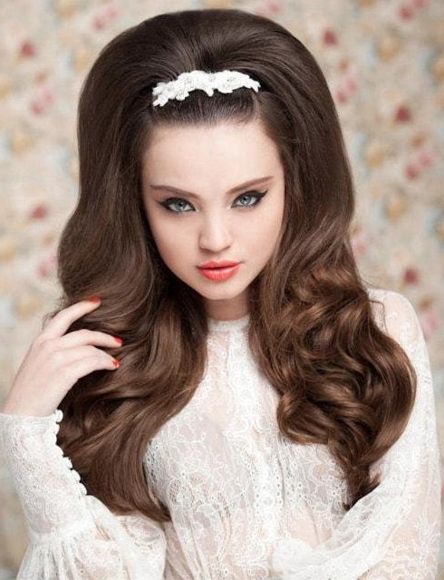 Vintage Hairstyles For Long Hair – Hairstyles For Long Hair In Easy Vintage Hairstyles For Long Hair (View 8 of 25)