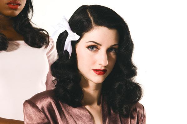 Vintage Hairstyles For Long Hair Weddings Pictures | Sophie With Vintage Hair Styles For Long Hair (View 10 of 25)