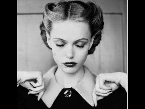 Vintage Hairstyles – Retro Hairstyles (Vintage Hairstyles For Long Throughout Vintage Hairstyles For Long Hair (View 10 of 25)