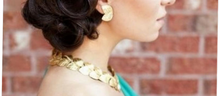 Vintage Updo Wedding Hairstyles With Veil Pertaining To Vintage Updos For Long Hair (View 20 of 25)