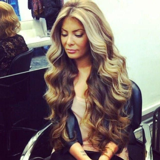 Wavy Hairstyles For Long Hair – Elle Hairstyles In Long Waves Hairstyles (View 18 of 25)