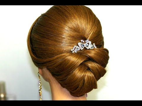 Wedding Hairstyle For Medium Long Hair (View 14 of 25)