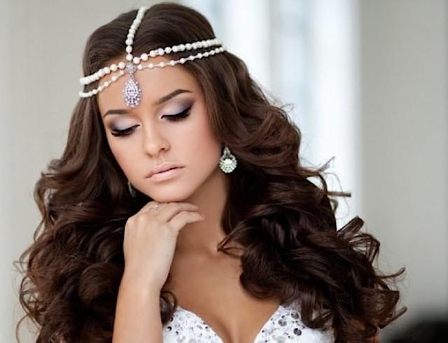 Wedding Hairstyles: A Guide To Glamour – Weddbook Inside Long Hairstyles Glamour (View 14 of 25)