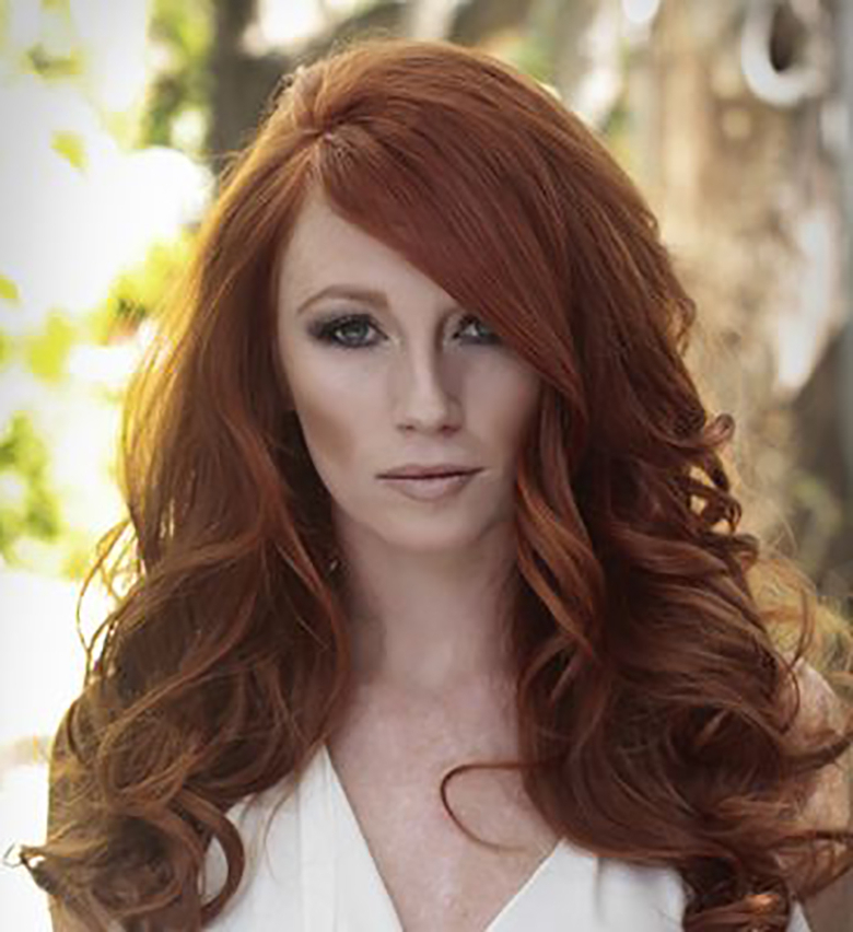 Wedding Hairstyles For Every Hair Type | A Practical Wedding Within Long Hairstyles Redheads (View 17 of 25)