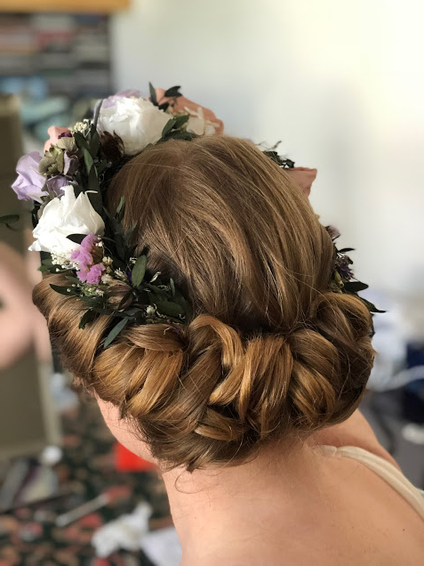 Wedding Hairstyles For Long Thick Heavy Hair – Wedding Make Up And For Bridal Long Hairstyles (View 21 of 25)