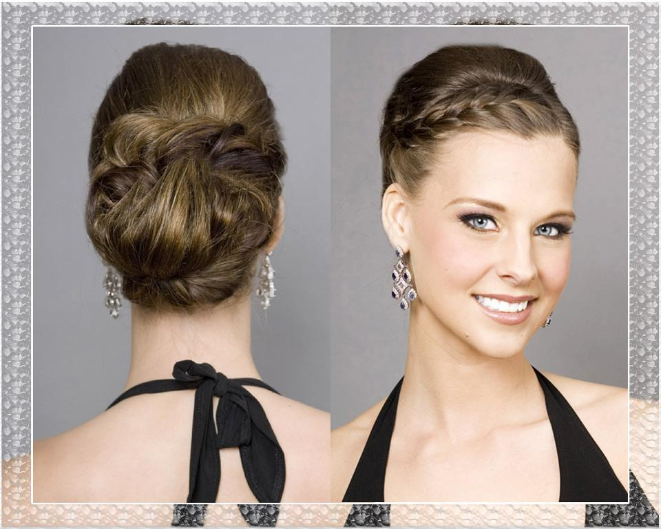 Wedding Hairstyles For Medium Length Hair With Regard To Long Hairstyles Updos (View 22 of 25)