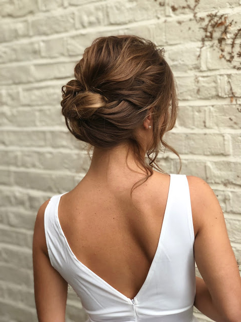 Wedding Hairstyles For Very Fine Hair – Styles That Last – Wedding In Wedding Updos For Long Thin Hair (View 20 of 25)